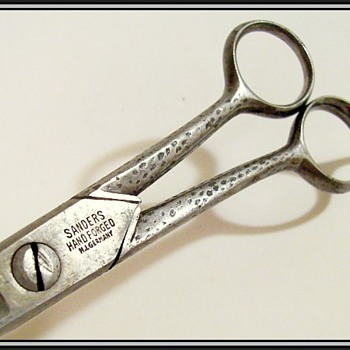 Hand Forged - BARBERING Scissors