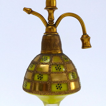 Scent bottle - Art Glass