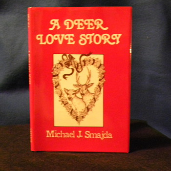 A DEER LOVE STORY (Book) - Books