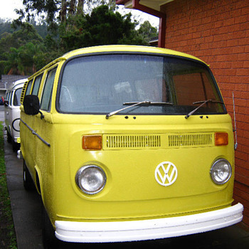 1974 Kombi - Classic Cars