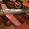 Late '30s Keystone Ride 'em Fighter Airplane - An Early Fathers Day Gift:)
