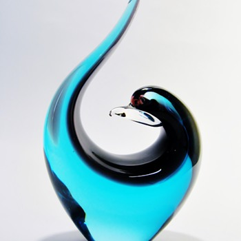 FM KONSTGLAS - SWEDEN - Art Glass