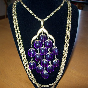 My favorite by Crown Trifari    - Costume Jewelry