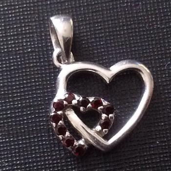 Small silver pendant  - Fine Jewelry