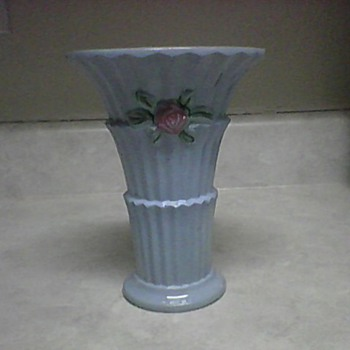 MIKATA 3 TIER TRUMPET VASE - Asian