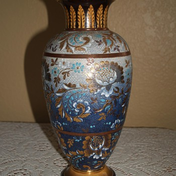 Mystery Doulton vases