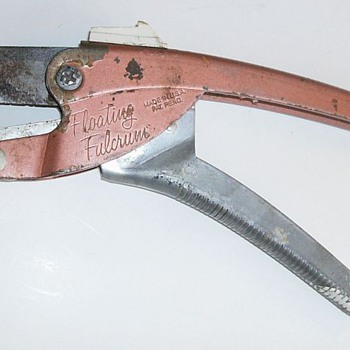 Old *PINK* tool -- Floating Fulcrum -- MELNOR