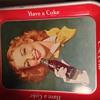 1950-52 coca cola tray