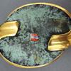 Kaiserslauter Brass Ash Tray
