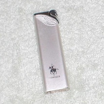 "Butane ""Swan"" Cigarette Lighter"