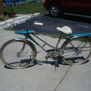 1960s Sears Spaceliner bicycle