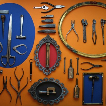 some of my collection - Tools and Hardware
