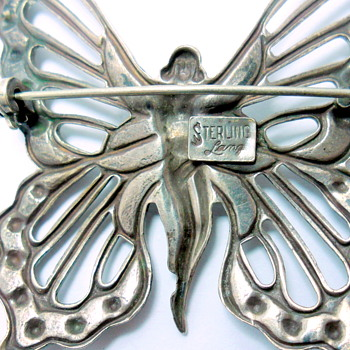 Art Nouveau Revival Brooch