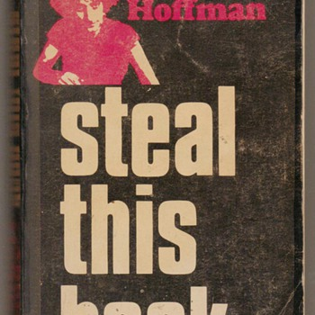 1971 - Steal this Book by Abbie Hoffman - Books
