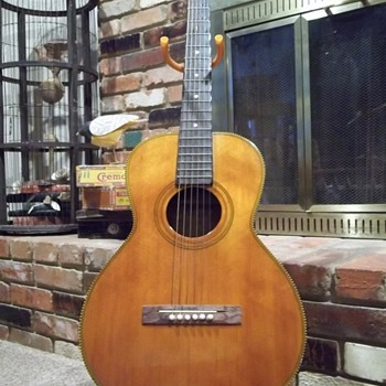 Old &quot;Parlor  Guitar&quot; - Guitars