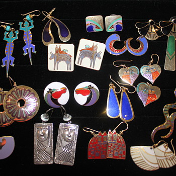 Laurel Burch Collection - Costume Jewelry