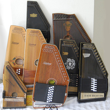Autoharps - Guitars