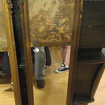 antique French Mirrors????