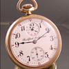 Very Scarce 21-Jewel, Rockford Pocket Watch