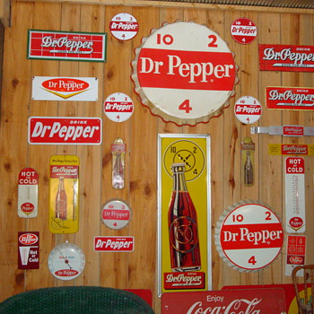 Dr. Pepper any one