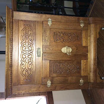 My Antique Ice Box - Furniture
