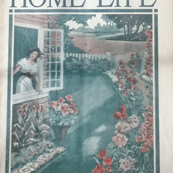 Home Life - August 1912 - Paper