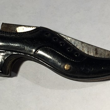 Ladies Shoe Pocket knife