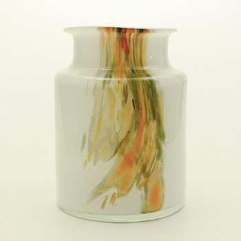 CASCADE big vase, per Ltken (Holmegaard, 1975)