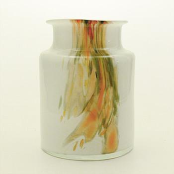 CASCADE big vase, per Lütken (Holmegaard, 1975) - Art Glass
