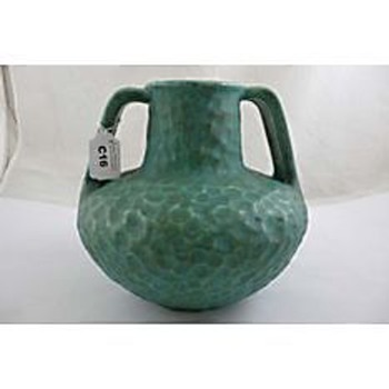 bretby made in england 1742 ceramic vase