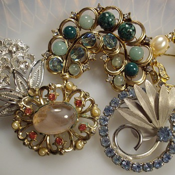Recent Brooch Finds.