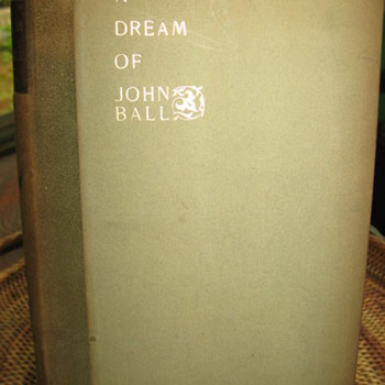 A Dream of John Ball...Roycroft Press