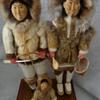 set of 4 Ethel Washington dolls