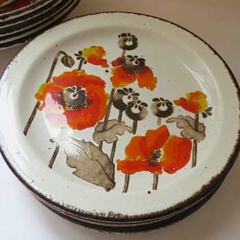Midwinter Stonehenge Autumn Dinnerware - China and Dinnerware
