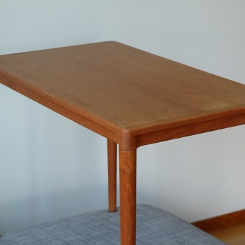 danish sofa table - identification