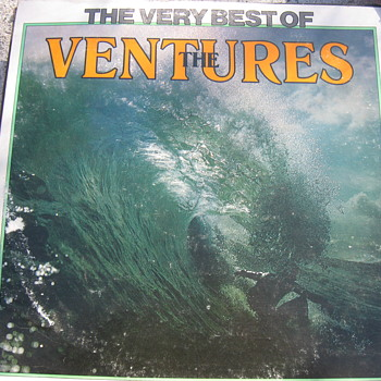 The Ventures ..  - Records