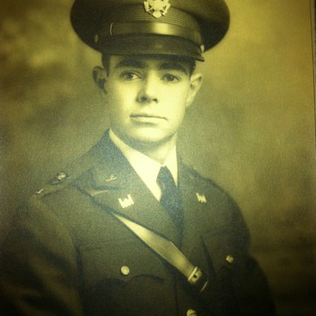 Phtoto of Alden K Sibley - Military and Wartime