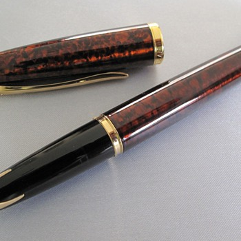 Waterman Carene, Dip Pens and Pilot Falcon - Pens