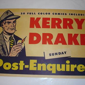 KERRY DRAKE ADVERTISMENT