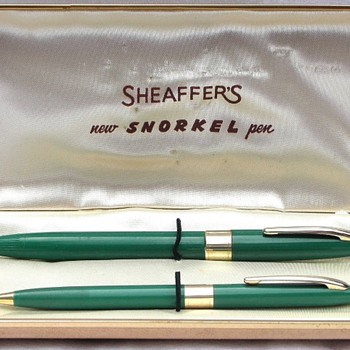 SHAEFFER PENS, BALLPOINTS AND PENCILS. - Pens