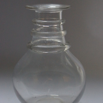 Georgian Carafe - Art Glass