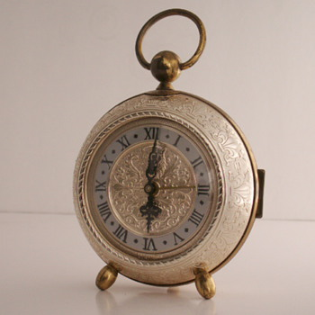 Another Pocket Watch Style Alarm Clock - Clocks