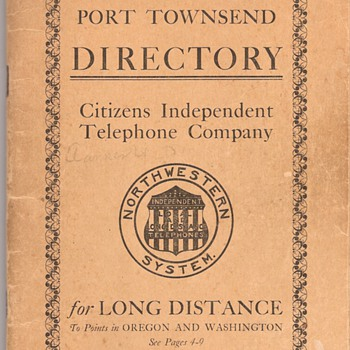 Citizens Independent Telephone Company - Telephones