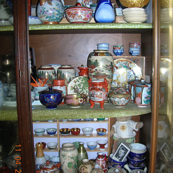 Japanese Porcelain Collection
