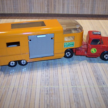 King Size Matchbox - Model Cars