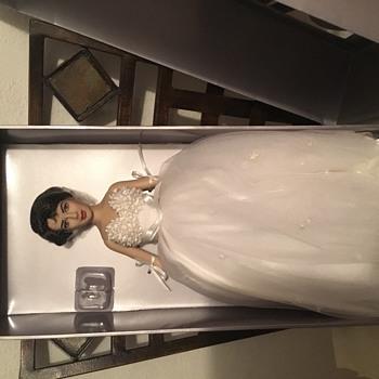 Elizabeth Taylor from the Franklin Mint - Dolls