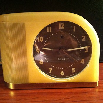 Westclox Moonbeam Alarm clock