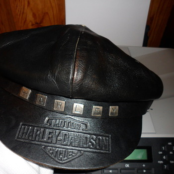 MY HARLEY CAP - Hats