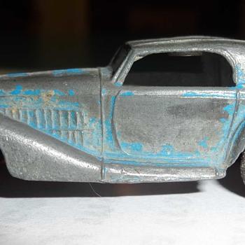 Toy 1939 Mercedes