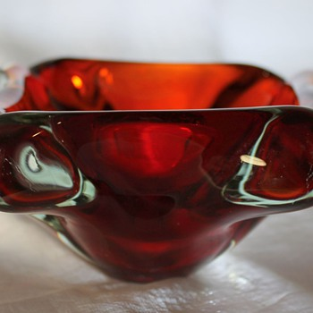 Glass Bowl probably and maybe not Soga Japan